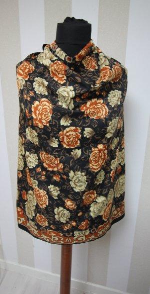 Kerchief light brown-brown
