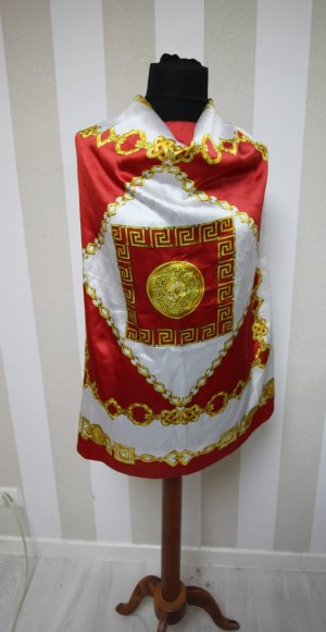 Kerchief red-gold-colored