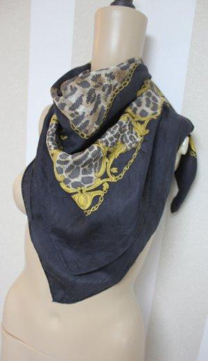 XL Tuch mit Motiv Design Leopard Animal