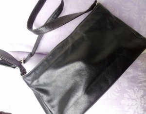 Picard Bumbag black leather