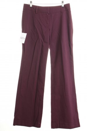 XNK Basic Stoffhose bordeauxrot Street-Fashion-Look