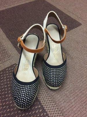 XTI Keilabsatz Schuhe