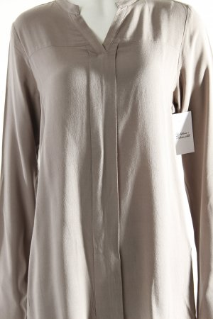 Xtra Long by Pett Schlupf-Bluse graubraun sportlicher Stil