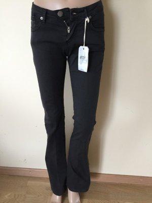 Jeans flare noir