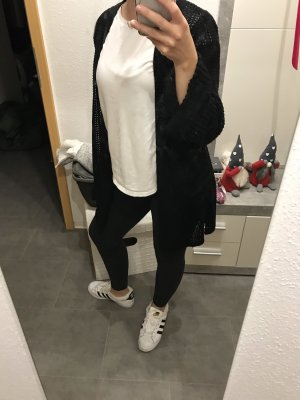 0039 Italy Veste en tricot noir