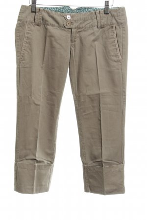 XX BY MEXX 3/4 Length Trousers camel casual look