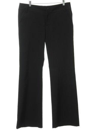 XX BY MEXX Pantalone da abito nero stile professionale