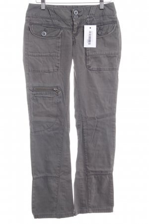 XX BY MEXX Boot Cut Jeans graubraun Casual-Look