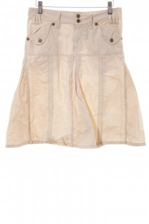 XX BY MEXX High Waist Rock hellbeige Casual-Look