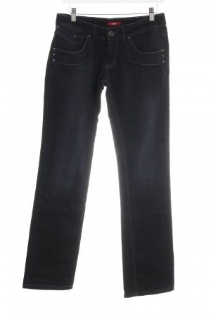 XX BY MEXX Straight-Leg Jeans schwarz Casual-Look