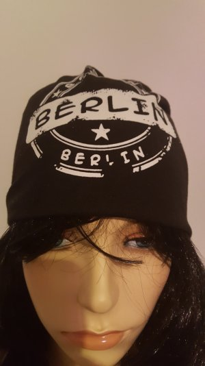 XXL Beanie Mütze Look of Berlin