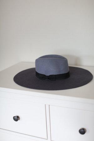 Cowboy Hat black wool
