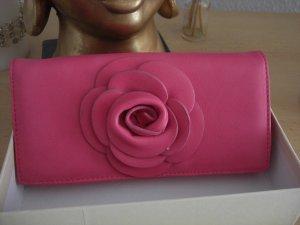 Portefeuille rose