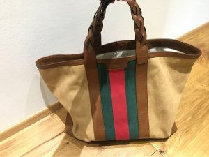 XXL GUCCI Shopper canvas