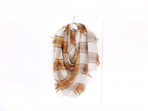 Asos Scarf multicolored polyester