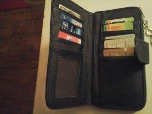 Wallet dark blue