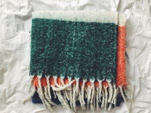 Asos Sciarpa di lana multicolore