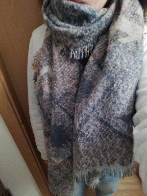 xxl Schal aus Wolle