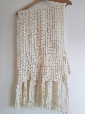 Hollister Scarf natural white