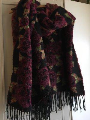 C&A Sciarpa lavorata a maglia multicolore