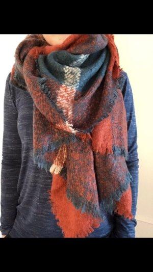 Tkmaxx Sciarpa lavorata a maglia multicolore