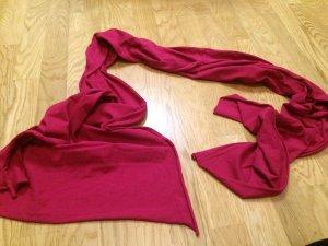XXL Schal Tuch Edc rosa