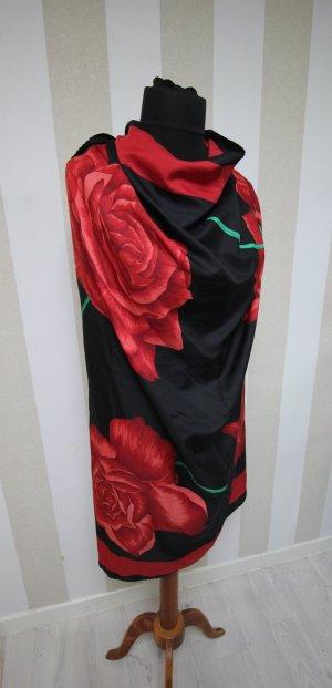 Kerchief black-red