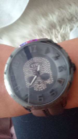 Watch multicolored