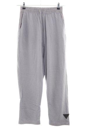 Y-3 Baggy Pants light grey casual look
