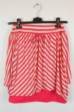 Y-3 for Adidas Rock Volantrock Gr. S pink creme Streifen