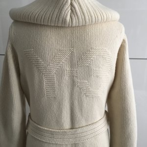Y-3 made in italy Strick cardigan
