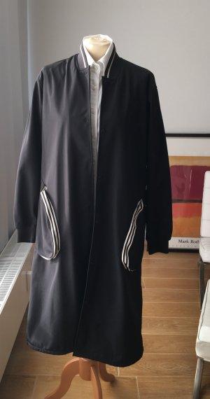 Y-3 Mantel Gr. XL Oversize getragen