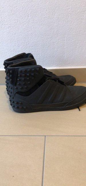 Y-3 Yamamoto Damen Sneakers schwarz