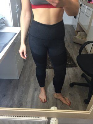 Y.A.S. Sport Damen Leggings Gr. M
