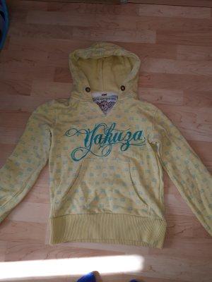 Yakuza Sweaterjurk goud