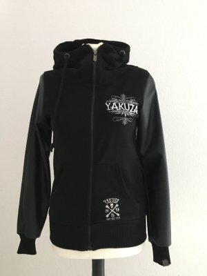 Yakuza Jacke schwarz