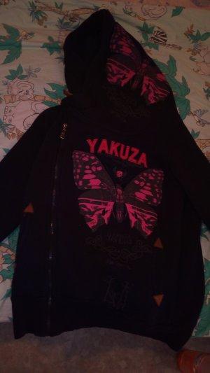 Yakuza jacke sweatjacke M top zustand