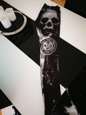 Yakuza Leggins skull