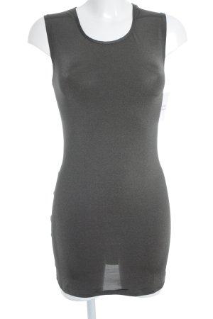 Yamamay Cut out jurk olijfgroen extravagante stijl