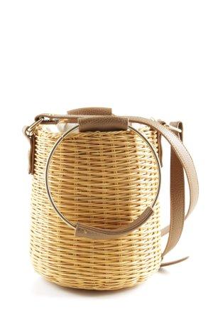Yargici Basket Bag primrose-natural white casual look