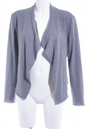 YAS Cardigan grau Casual-Look