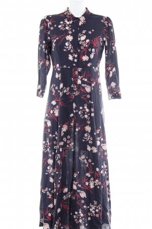 YAS Shirtwaist dress flower pattern casual look