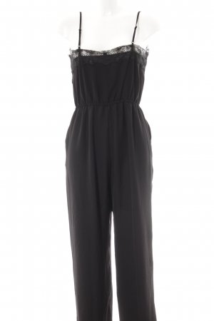 YAS Jumpsuit schwarz Casual-Look