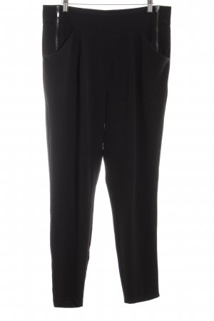 YAS Sweat Pants black casual look