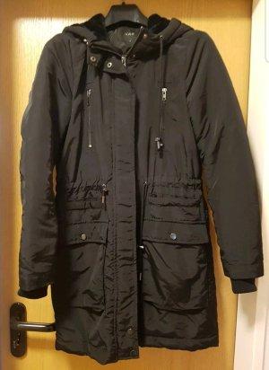 yas wintermantel xs schwarz NP 109,95 €, nur einmal getragen