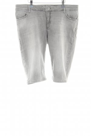 Yaya 3/4-jeans lichtgrijs casual uitstraling