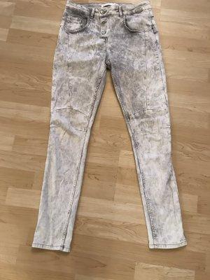 Yaya Jeans boyfriend multicolore