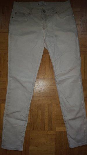 yaya Jeans beige washed Gr.36