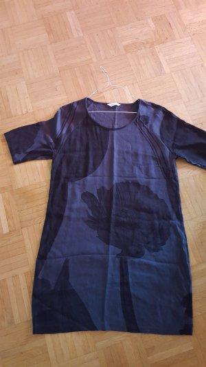 Yaya Abito a tunica nero-grigio scuro