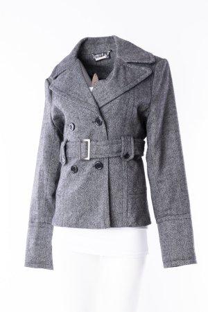 YAYA - Leichte Jacke Graumeliert